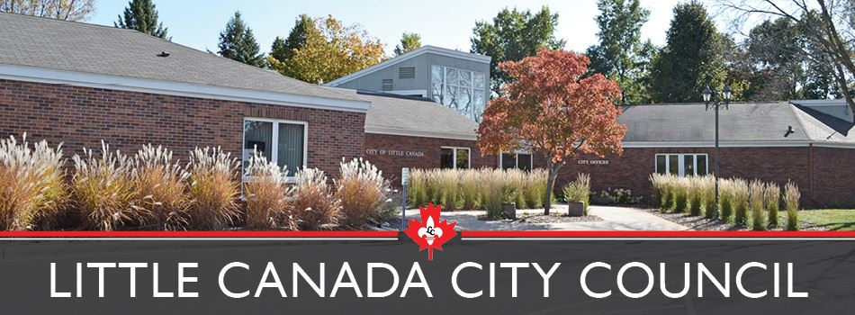 Little Canada City Council Banner Image