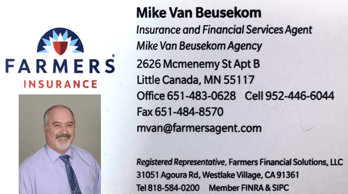 Farmers Ins.-Mike Van Beusekom Agency